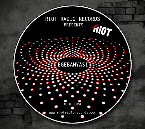 Egebamyasi acid house riot radio records for Acid house records